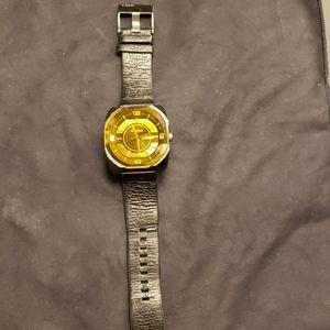 like new Diesel wristwatch